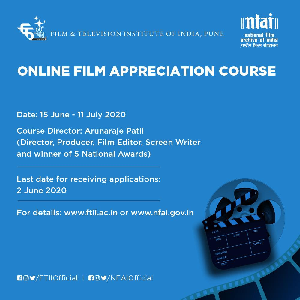 Film Appreciation Course