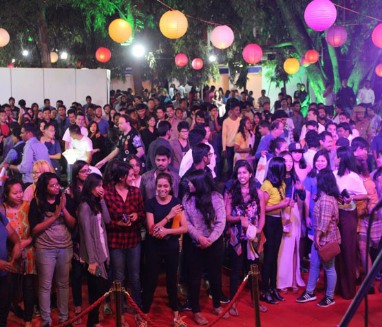 Glimpses of North-East Film Festival at NFAI