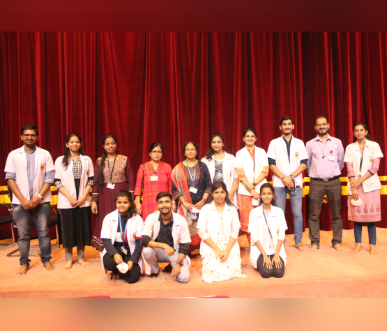 Awareness program on heart safety & performing CPR at NFAI by Sassoon Hospital Pune