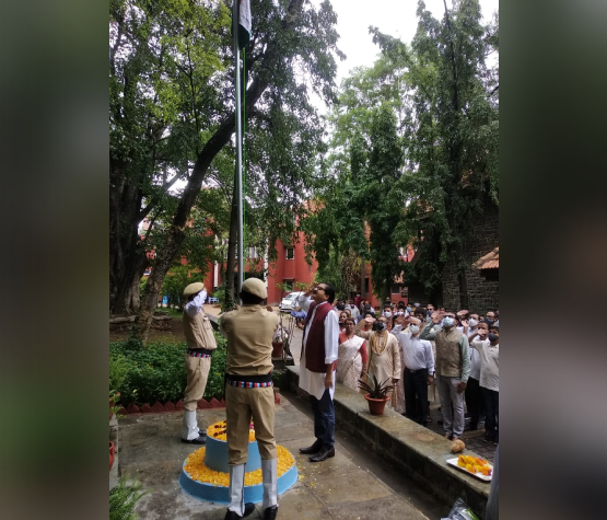 Celebrations of 75th Independence Day